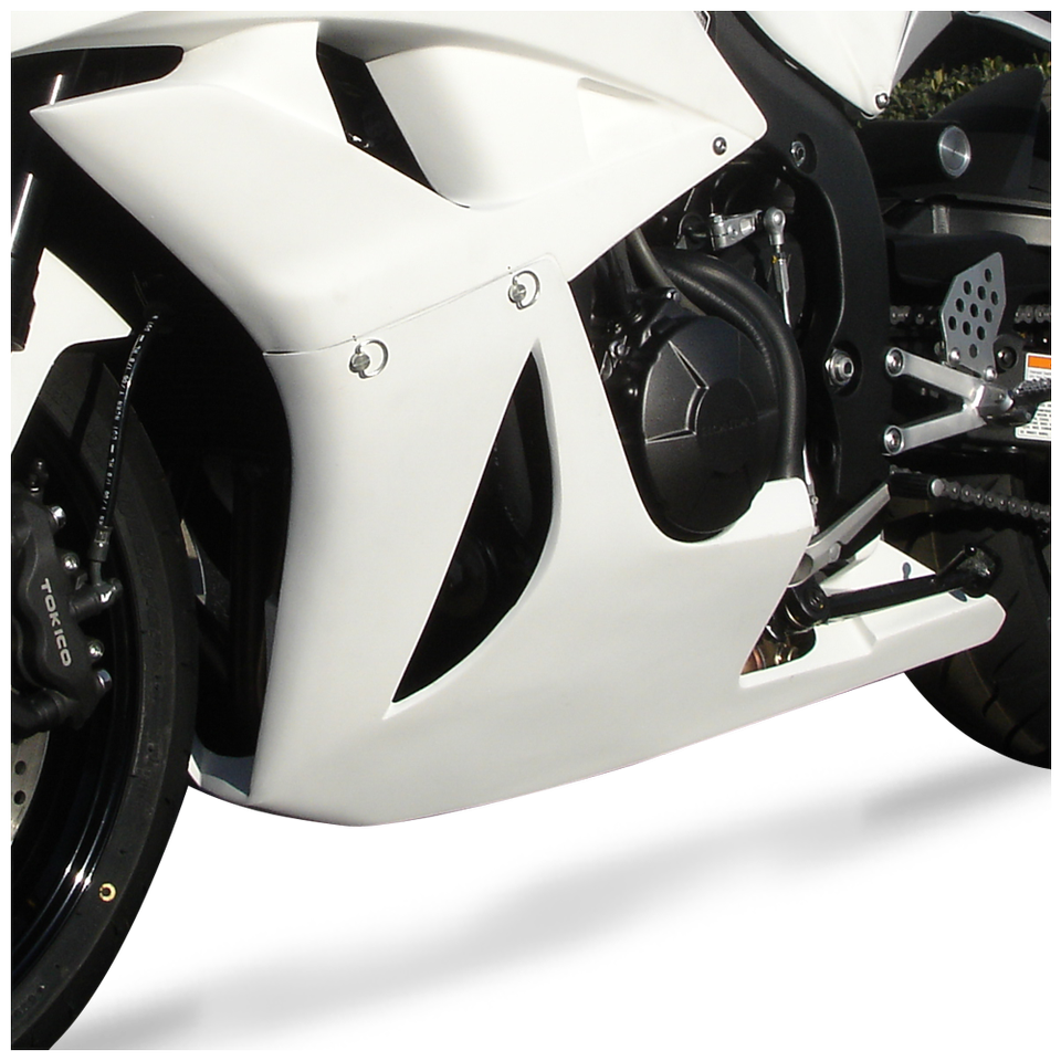 HONDA CBR600RR (07-08) Fiberglass Race Lower