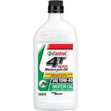 CASTROL SYNTHETIC CASTROL OIL 10W40 1QT