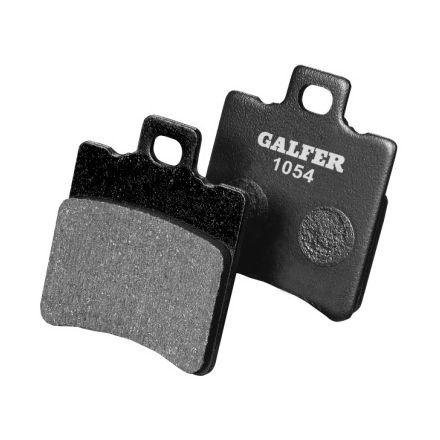 GALFER HONDA VT 600 C SHADOW 1988 - 1993 FRONT BRAKE PADS Kevlar Compound
