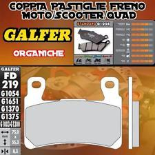 GALFER HONDA CBR 600 F4 I 2001 -2006 FRONT BRAKE PADS HH Sintered Ceramic Compound