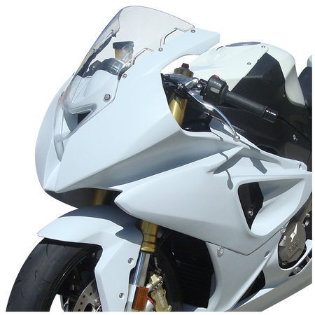 BMW S1000RR (10-14') HBR Fiberglass Race Upper - White