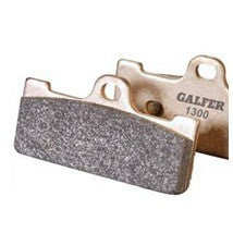Galfer Kawasaki ZX - 6R ABS  2013 - 2017 Ceramic Race Compound Front Brake Pads