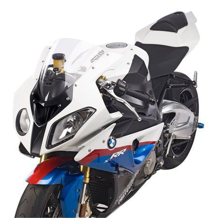 BMW S1000RR (10-14') HBR GP Windscreen (Dual Radius) - Clear