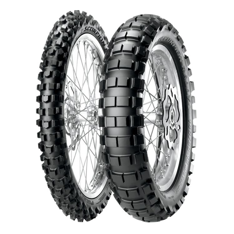PIRELLI SCORPION RALLY TIRES