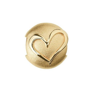 Lucky heart - gold
