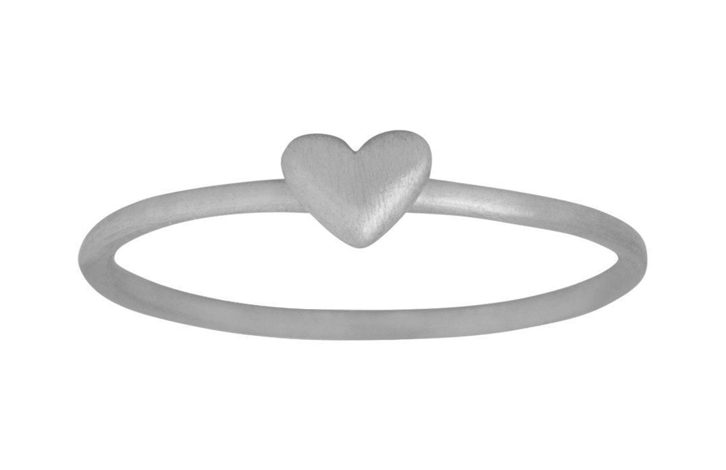 Sweet love ring - silver