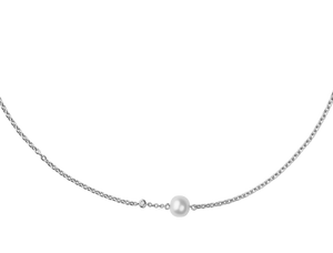 Coco Necklace - Silver