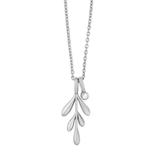 Load image into Gallery viewer, Forest necklace - silver