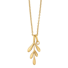 Load image into Gallery viewer, Forest necklace - gold