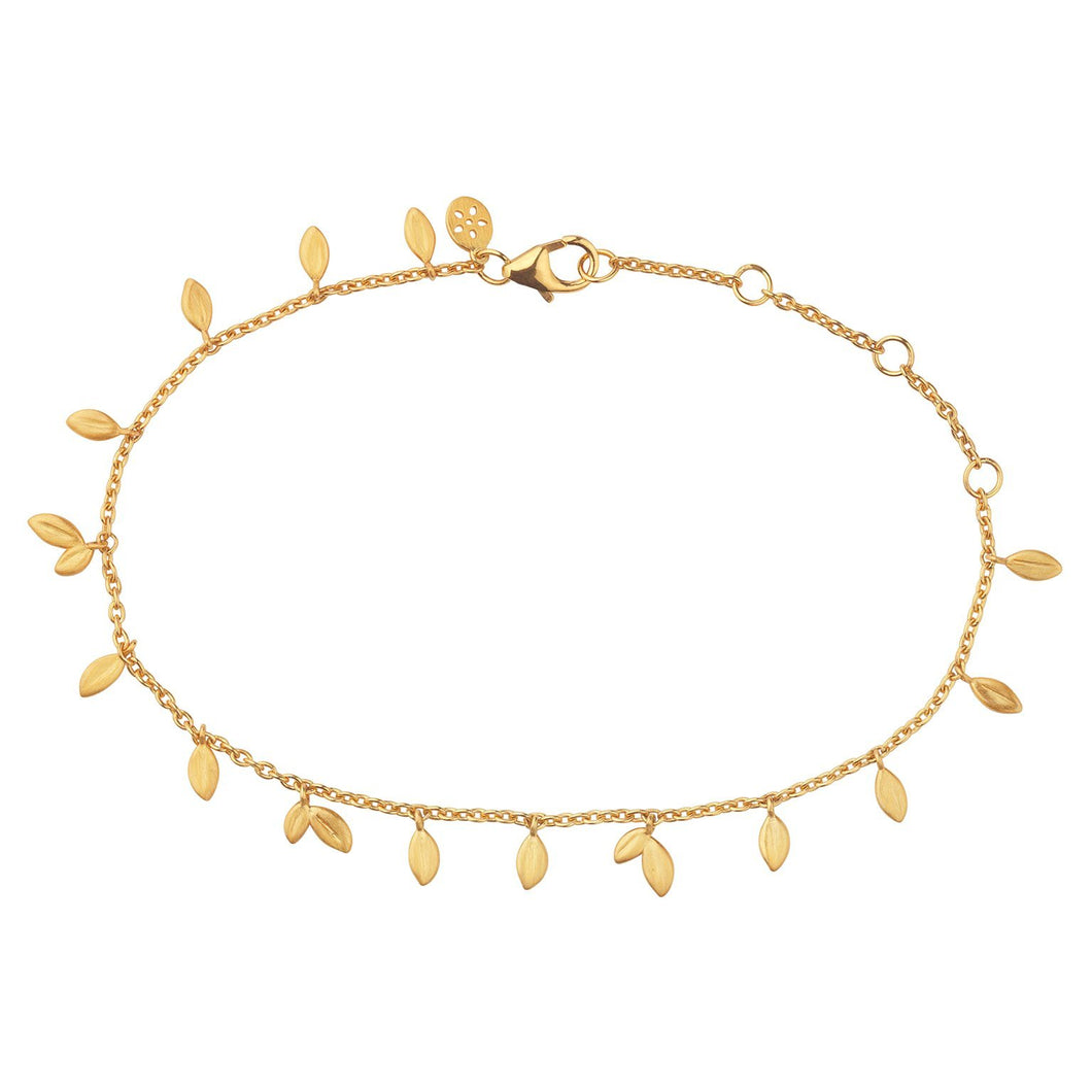 Jungle Vine bracelet - gold