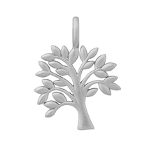 Load image into Gallery viewer, Life Tree pendant - silver