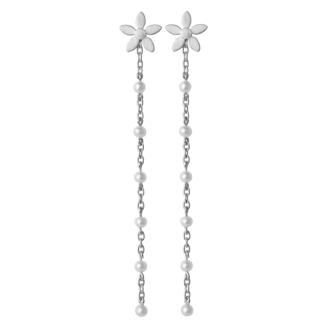 Scarlett Earrings - Silver