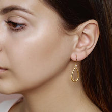 Load image into Gallery viewer, Serene earring - gold