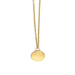 Venus necklace slim - gold
