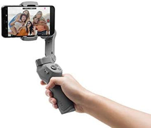 Mobile 3 - 3-Axis Smartphone Gimbal Handheld Stabilizer Vlog Youtuber Live Video for iPhone Android