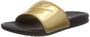 NIKE Women's Benassi Just Do It Synthetic Sandal - BelCorner