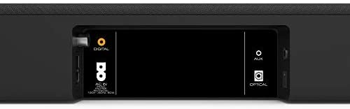 "36"" 5.1 Home Theater Sound Bar System, Black"