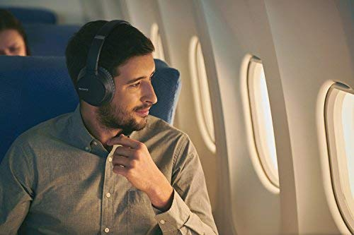 Sony WH-CH700N Wireless Bluetooth Noise Canceling Over the Ear Headphones with Voice Control