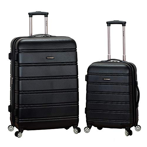 20 Inch and 28 Inch 2 Piece Expandable Spinner Set | Luggage Sets - BelCorner
