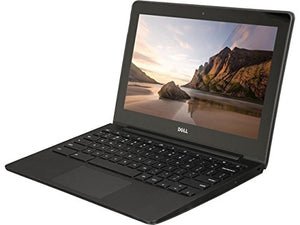 Dell ChromeBook 11 -Intel  4GB Ram, 16GB SSD, WebCam, HDMI, (11.6 HD Screen 1366x768) (Renewed) - BelCorner
