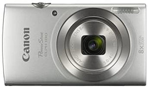 Canon 180 Digital Camera w/Image Stabilization and Smart AUTO Mode