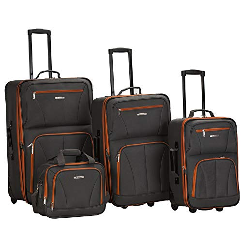 4 Piece Luggage Sets - BelCorner