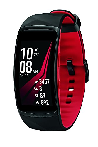 Samsung Gear Fit2 Pro Smartwatch Fitness Band (Large - BelCorner