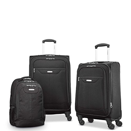 3 Piece Set - Luggage Black Color - BelCorner
