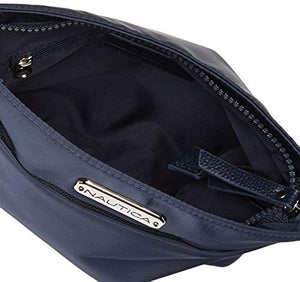 Nautica Diver Nylon Small Womens Crossbody Bag Purse with Adjustable Shoulder Strap