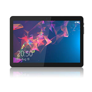 Android Tablet 10 Inch, Phablet Unlocked 3G [Android Go 8.1] [GMS Certified] 10 Inch Tablet with Dual Sim Card Slots and Cameras, 1280 x 800 IPS, 16GB, Bluetooth, WiFi, GPS, OTG - BelCorner