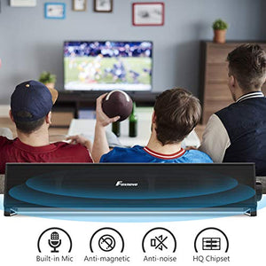 Wireless Bluetooth Soundbar Subwoofer Stereo Speaker - BelCorner