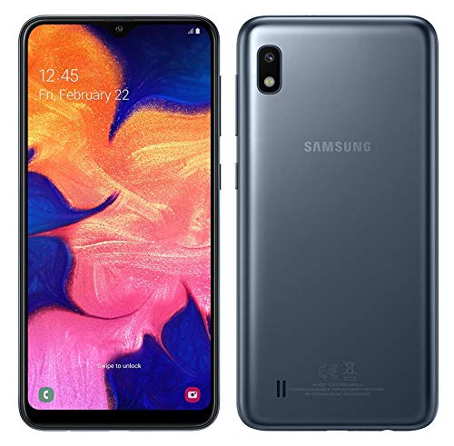 "Samsung Galaxy A10 32GB SM-A105M/DS 6.2"" HD+ Infinity-V LTE Factory Unlocked Smartphone (International Version) - BelCorner"