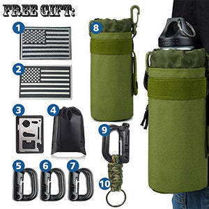 Military Tactical Backpack, Army 3 Day Assault Pack,42L Molle Bag Rucksack