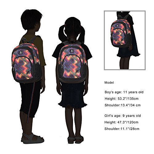 Backpack Kids Sturdy Schoolbags Back to School Backpack for Boys Girls - BelCorner