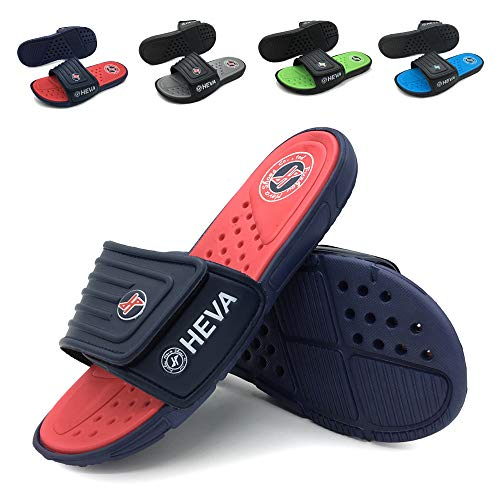 Men's Fashion Slide Sandals Adjustable Slipper - BelCorner