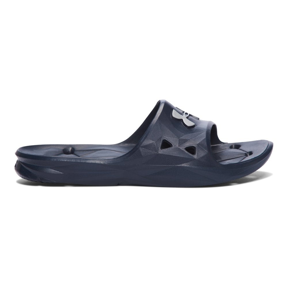 Under Armour Men's Locker III Slide Cross-Trainer Shoe - BelCorner