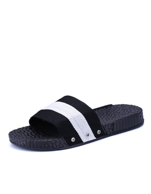 Casual Beach Sandals, Cold Slippers, Men's Summer Slip, Light Word Slippers, Sandals