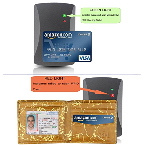 Wallet for Men-Genuine Leather RFID Blocking Bifold Stylish Wallet With 2 ID Window - BelCorner