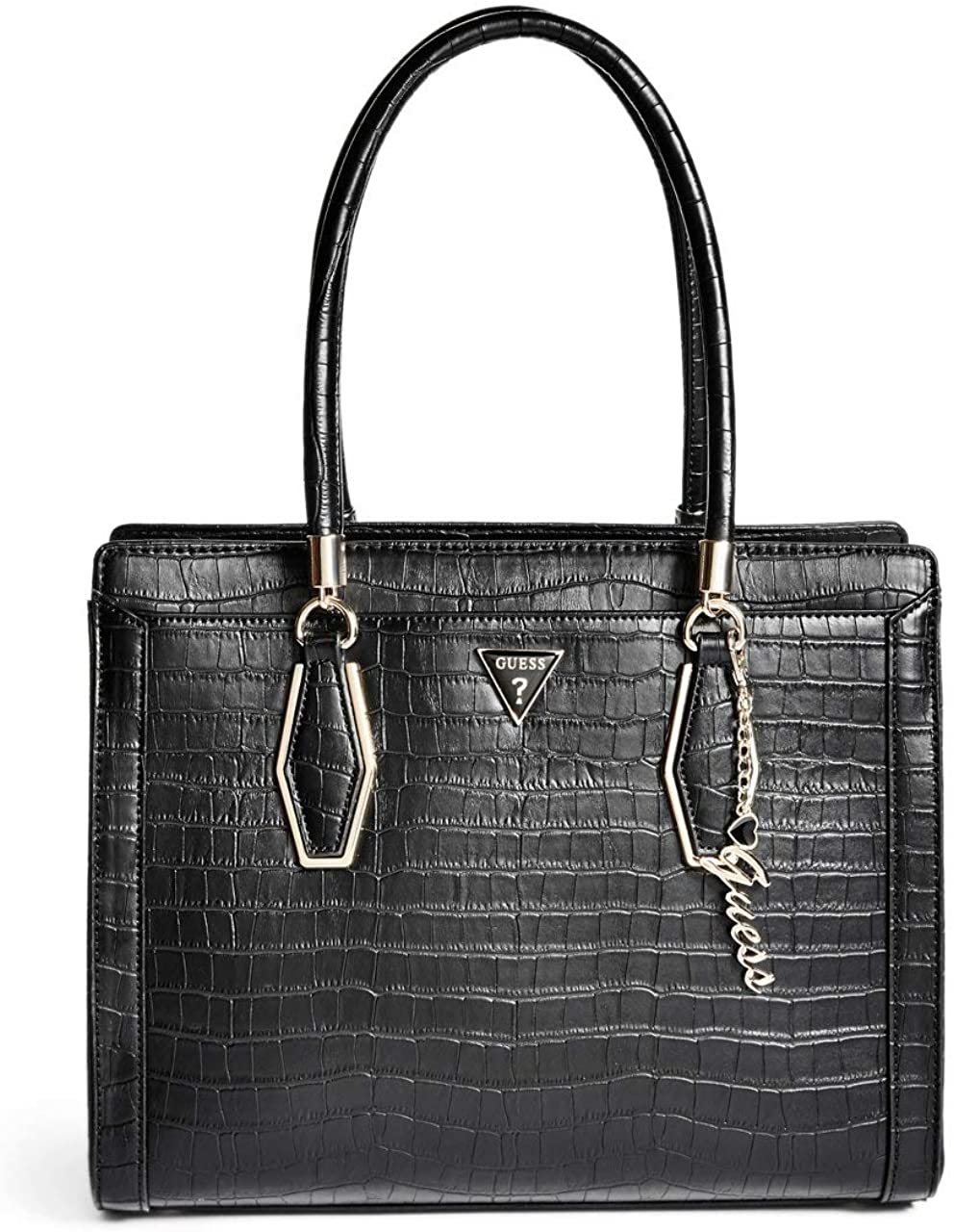 GUESS Factory Destino Braided Satchel