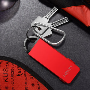 Folding 3 in 1 Charging Keychain With Micro USB Cable For iPhone and Type C Android - BelCorner