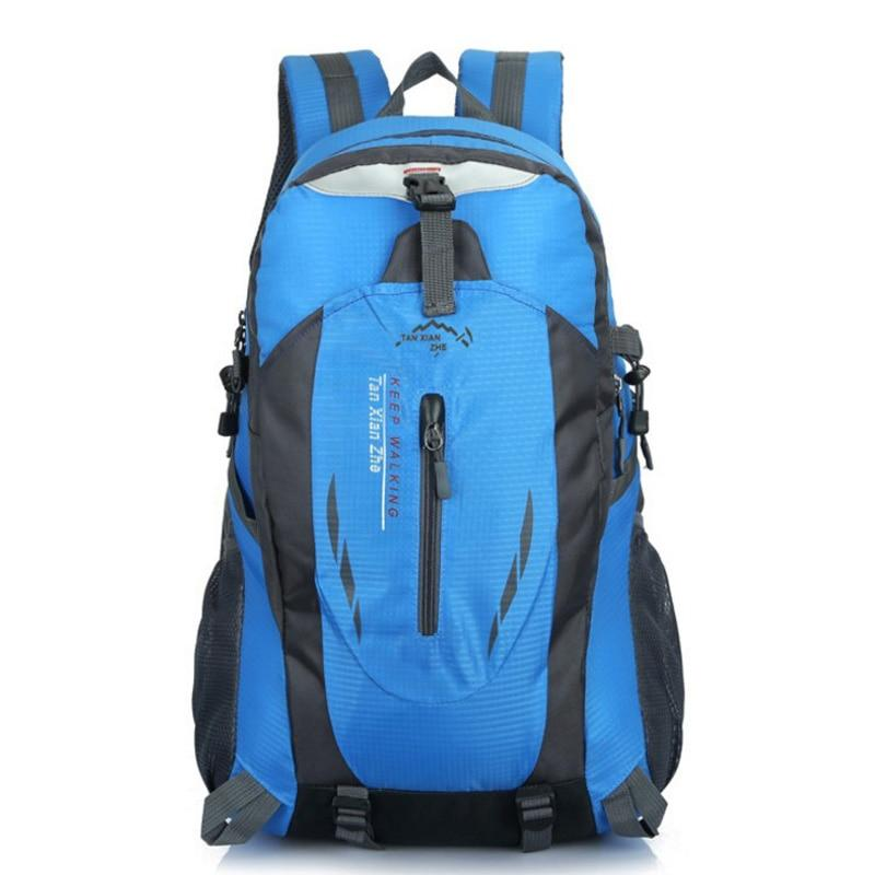 Men Backpack mochila masculina Waterproof Back Pack Designer Backpacks Male Escolar High Quality Unisex Nylon bags Travel bag - BelCorner