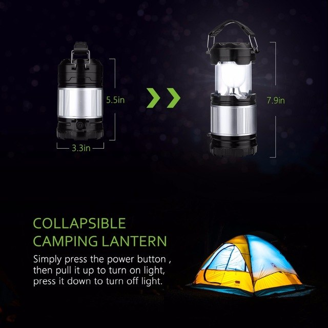 High Power Utral Bright Outdoor Camping Hiking - BelCorner