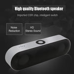 NBY-18 Mini Bluetooth Speaker Portable Wireless Speaker Sound System 3D Stereo Music Surround Support Bluetooth,TF AUX USB - BelCorner