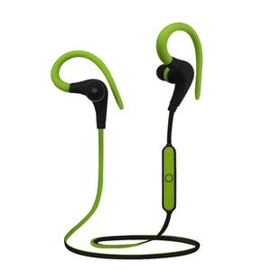 Wireless Sports Bluetooth Headphone, Earbuds Headset, Built in Pedometer - BelCorner