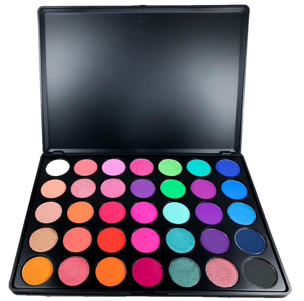 Rainbow High Pigment Eyeshadow Palette - BelCorner
