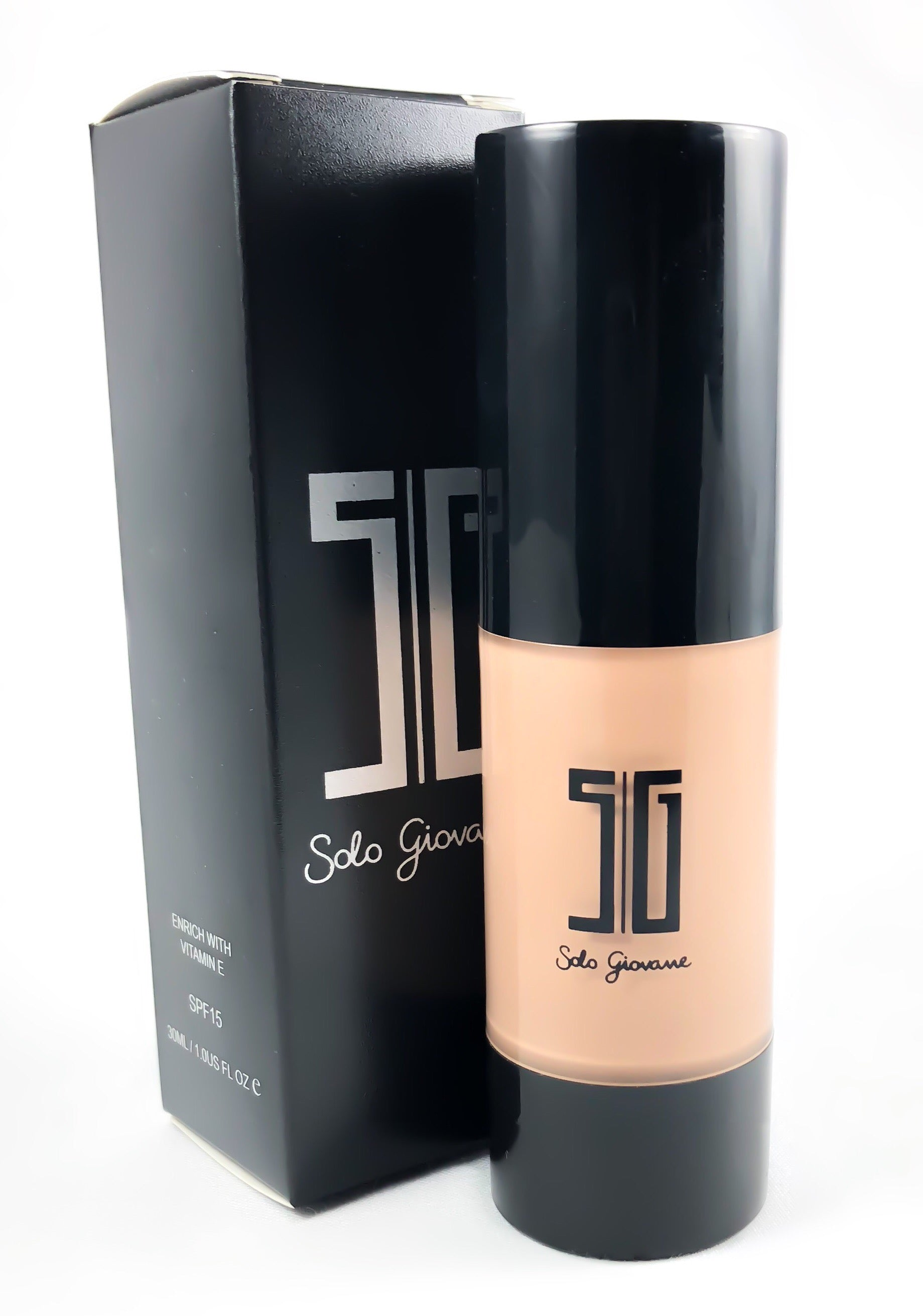 SG Full Coverage Foundation #5 - BelCorner