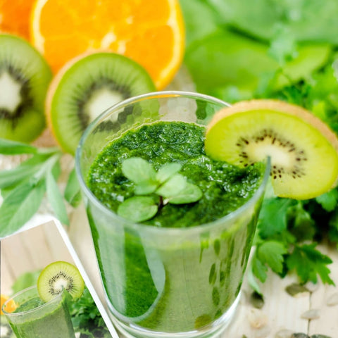 Green juices are very healthy and can help you build a strong body, but they do