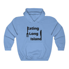 "Load image into Gallery viewer, ""Eating Long Island"" Unisex Heavy Blend™ Hooded Sweatshirt"