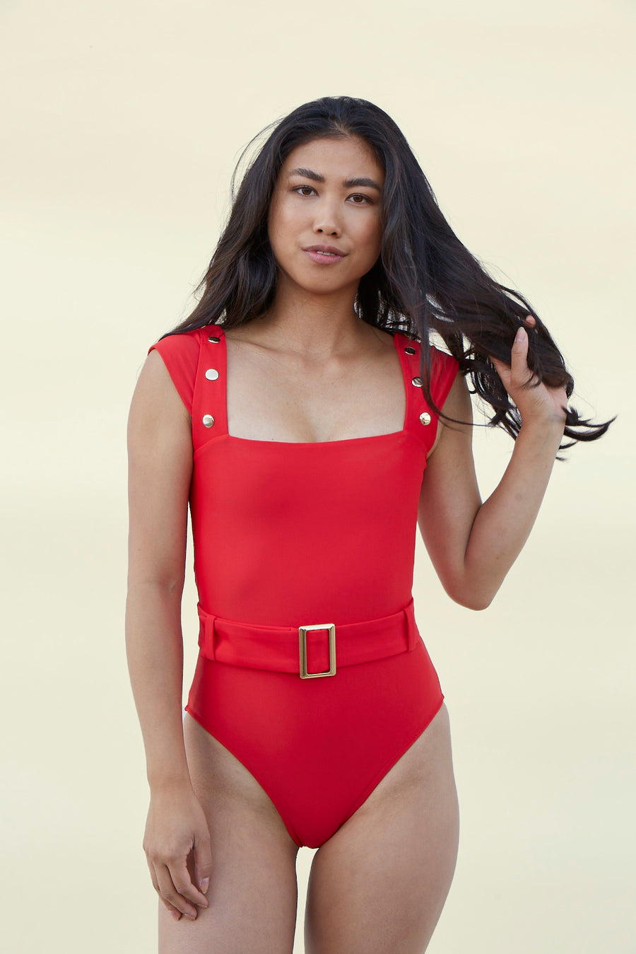 THE DOUBLE TAKE SWIMSUIT