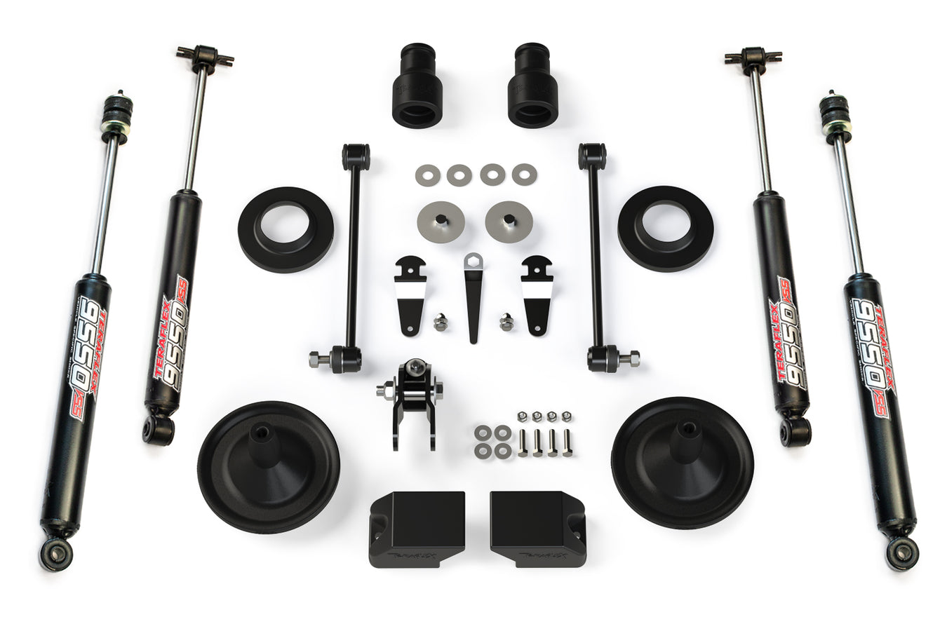 Jeep Wrangler JK Suspensions